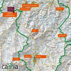 02 CASTELLO SERRAVALLE MAP