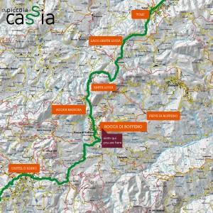 18 ROCCA DI ROFFENO MAP